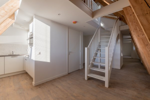 Bekijk appartement te huur in Groningen Nieuwe Kijk in 't Jatstraat: Leuk appartement  - € 1250, 85m2 - 341074