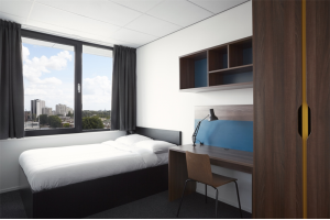 Bekijk kamer te huur in Rotterdam Willem Ruyslaan: Fully-Furnished Room with Private Bathroom  - € 783, 17m2 - 319059