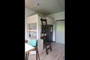 Bekijk studio te huur in Delft Van Embdenstraat, € 480, 22m2 - 309522. Geïnteresseerd? Bekijk dan deze studio en laat een bericht achter!