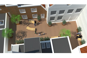 Bekijk appartement te huur in Leiden Langebrug: Appartement  - € 1200, 63m2 - 319206