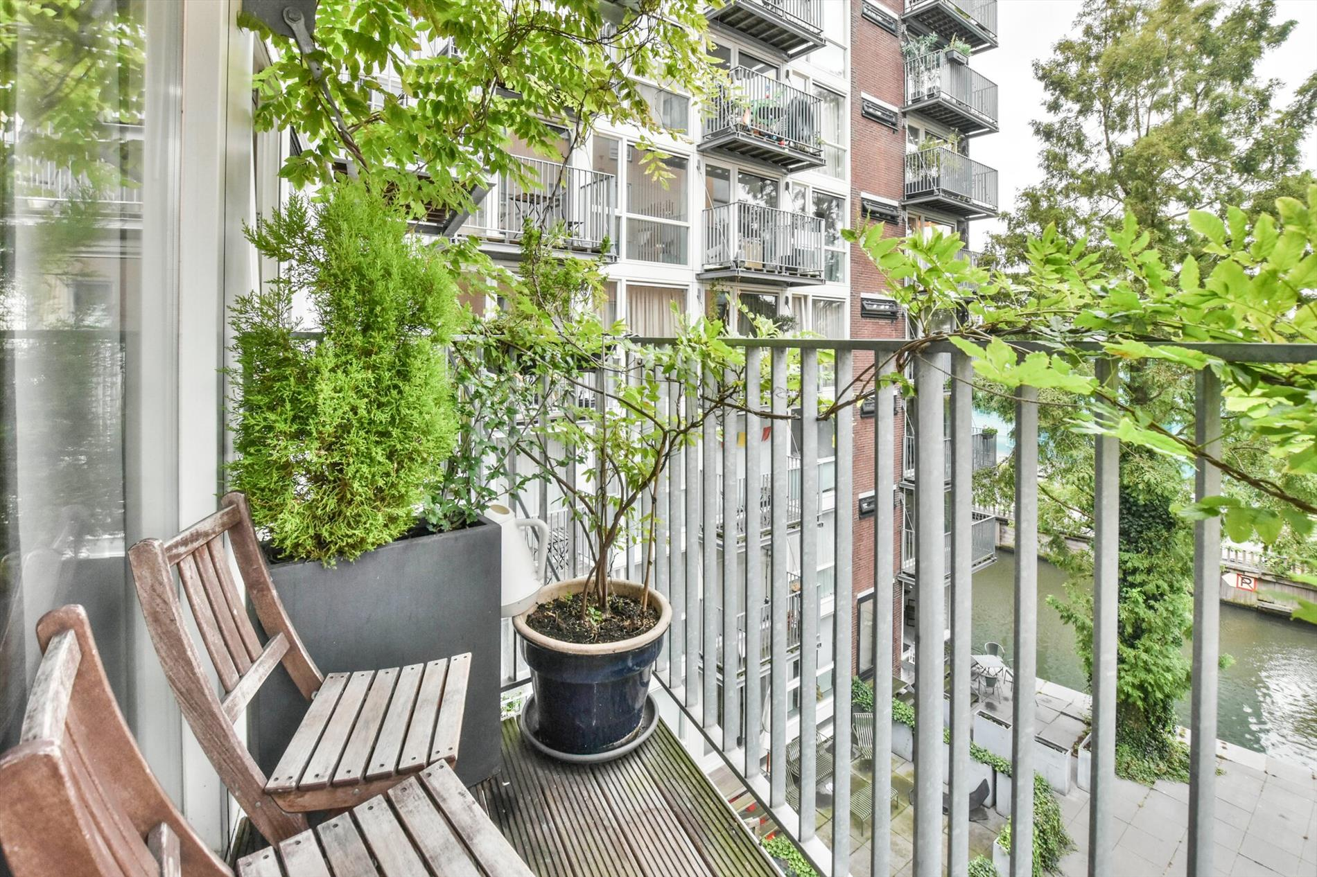 Te huur: Appartement Planciusstraat, Amsterdam - 10