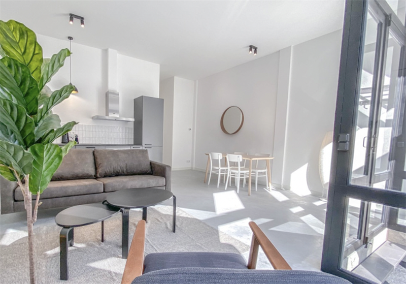 For rent: Apartment Lombardhof, Rotterdam - 1