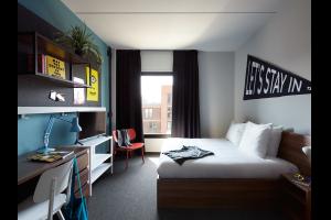 Bekijk appartement te huur in Groningen Boterdiep: Fully-Furnished Room with Private Bathroom - € 689, 18m2 - 315158