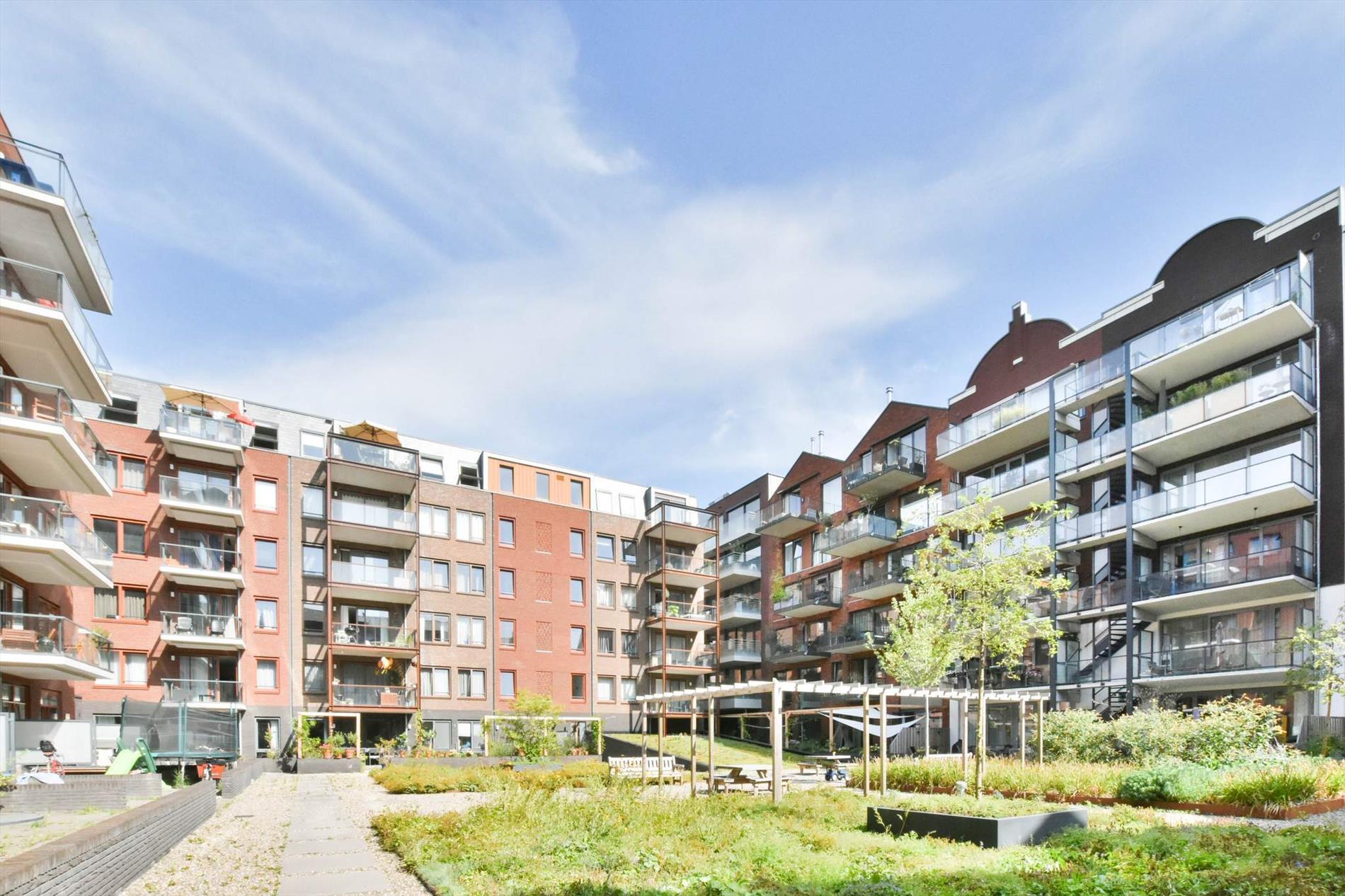 Te huur: Appartement Dichtershofje, Amsterdam - 20