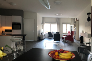 View apartment for rent in Den Bosch Pijnappelsche Poort, € 1400, 98m2 - 377949. Interested? check out this apartment and leave a message!