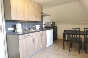 View studio for rent in Roosendaal Molenstraat, € 575, 40m2 - 386665. Interested? check out this studio and leave a message!
