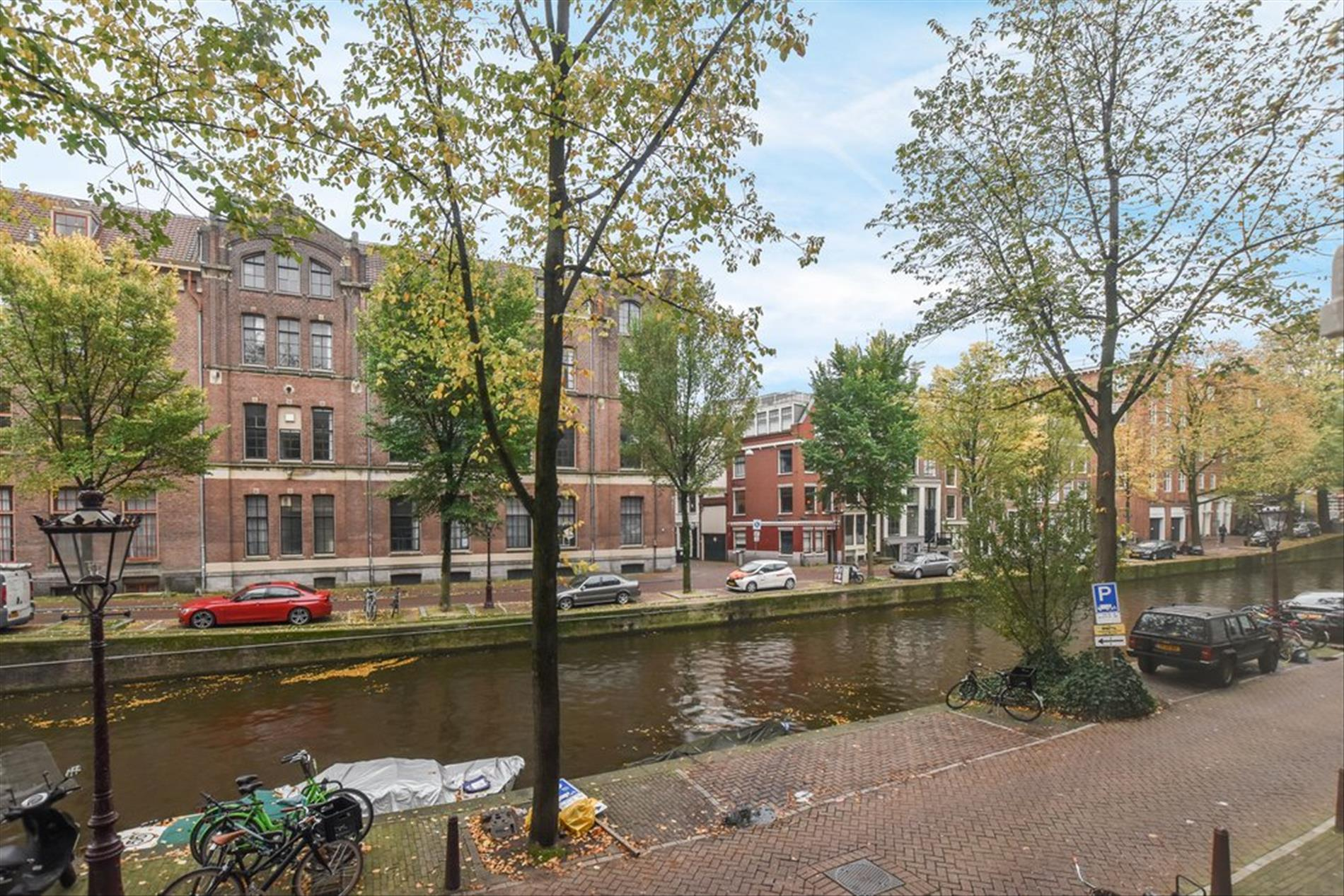 For rent: Apartment Leidsegracht, Amsterdam - 1