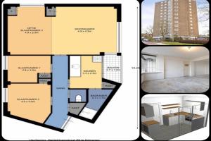 Te huur: Appartement Heidebloemstraat, Nijmegen - 1