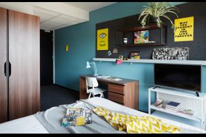 Bekijk kamer te huur in Groningen Boterdiep, € 768, 18m2 - 328625. Geïnteresseerd? Bekijk dan deze kamer en laat een bericht achter!