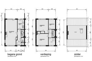Bekijk woning te huur in Warmond Jan Steenlaan: Eengezinswoning - € 525, 90m2 - 343222