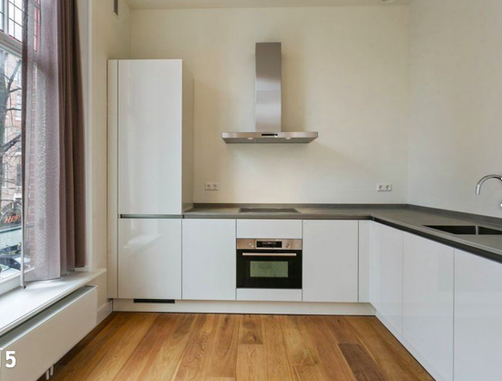 Te huur: Appartement Koninginneweg, Amsterdam - 3
