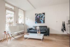 Bekijk appartement te huur in Rotterdam Gravin Adelastraat: Zeer fraai gemoderniseerd appartement te huur  - € 825, 50m2 - 293670