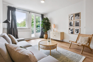 Te huur: Appartement Linnaeusparkweg, Amsterdam - 1