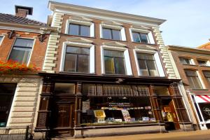 For rent: Apartment Oude Kijk in 't Jatstraat, Groningen - 1