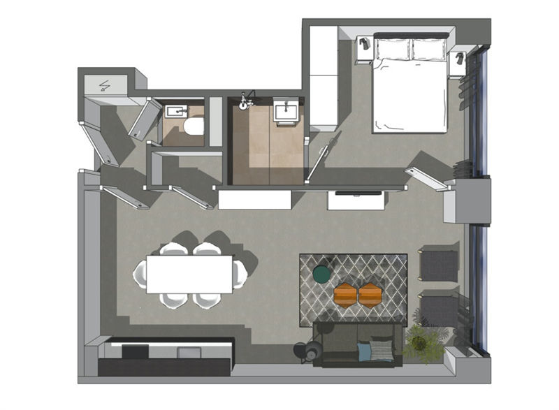 Te huur: Appartement Galvanistraat, Rotterdam - 5