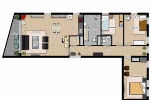 Bekijk appartement te huur in Amsterdam Karspeldreef, € 1450, 106m2 - 371758. Geïnteresseerd? Bekijk dan deze appartement en laat een bericht achter!