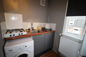 View studio for rent in Enschede Gagelstraat, € 650, 35m2 - 387793. Interested? check out this studio and leave a message!