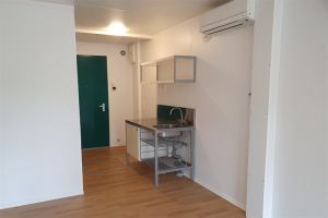 View studio for rent in Groningen Damsterdiep, € 475, 24m2 - 390989. Interested? check out this studio and leave a message!