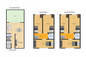 Bekijk woning te huur in Amsterdam Kantershof, € 3450, 150m2 - 377814. Geïnteresseerd? Bekijk dan deze woning en laat een bericht achter!