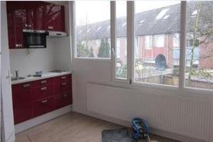 Bekijk studio te huur in Enschede Hanenberglanden, € 495, 25m2 - 354834. Geïnteresseerd? Bekijk dan deze studio en laat een bericht achter!