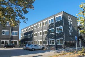 Bekijk studio te huur in Deventer G.L. Ankersmitlaan, € 404, 18m2 - 357563. Geïnteresseerd? Bekijk dan deze studio en laat een bericht achter!