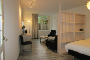 Bekijk appartement te huur in Eindhoven Frederika van Pruisenweg: Gemeubileerd Appartement - € 800, 41m2 - 328146