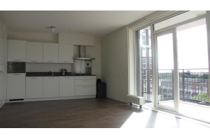 Bekijk appartement te huur in Nijmegen Plein 1944: Prachtig 3 kamer appartement met uitzicht over de Waal! - € 1100, 75m2 - 303916