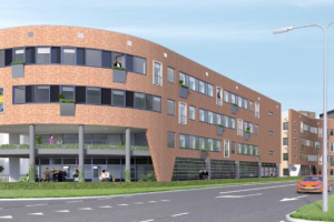 View studio for rent in Leeuwarden Achter de Hoven, € 562, 26m2 - 374219. Interested? check out this studio and leave a message!