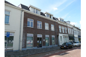 Bekijk studio te huur in Breda Mauritsstraat, € 710, 39m2 - 293877. Geïnteresseerd? Bekijk dan deze studio en laat een bericht achter!