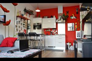 Bekijk studio te huur in Amsterdam Vrolikstraat: Mooie studio in Amsterdam Oost - € 1100, 27m2 - 309653