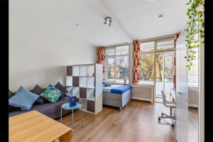 View room for rent in Rotterdam Van der Helmstraat, € 650, 25m2 - 391202. Interested? check out this room and leave a message!