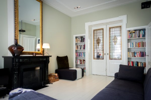 Bekijk appartement te huur in Amsterdam Den Texstraat: Heerlijk dubbel benedenhuis  - € 4250, 145m2 - 343641