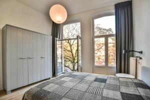 Te huur: Appartement Tesselschadestraat, Amsterdam - 1