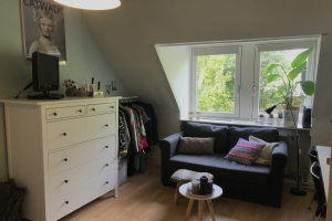 View room for rent in Den Bosch Geert van Woustraat, € 385, 15m2 - 373080. Interested? check out this room and leave a message!
