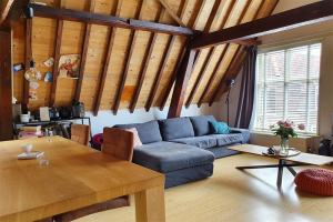 For rent: Apartment Hogewoerd, Leiden - 1