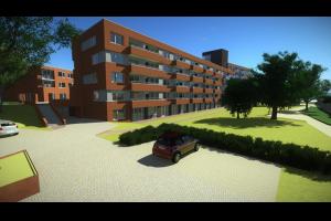 Bekijk appartement te huur in Nijmegen de Genestetlaan, € 695, 40m2 - 333867. Geïnteresseerd? Bekijk dan deze appartement en laat een bericht achter!