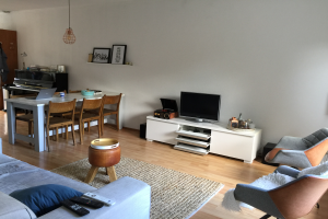 View house for rent in Zwolle Puntkroos, € 875, 103m2 - 377813. Interested? check out this house and leave a message!