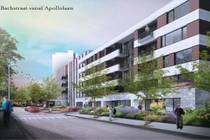 Bekijk appartement te huur in Leiden Bachstraat, € 1350, 75m2 - 337201. Geïnteresseerd? Bekijk dan deze appartement en laat een bericht achter!