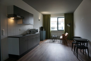 View studio for rent in Delft Oostblok, € 850, 44m2 - 386215. Interested? check out this studio and leave a message!