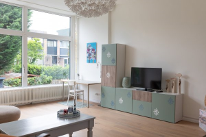 View house for rent in Hilversum Willibrorduslaan, € 2000, 160m2 - 374417. Interested? check out this house and leave a message!