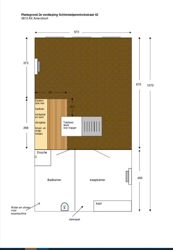 Te huur: Appartement Schimmelpenninckstraat, Amersfoort - 12