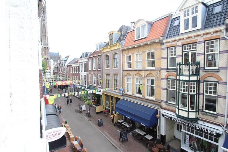 Te huur: Studio Buurkerkhof, Utrecht - 4