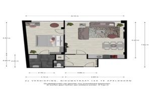 For rent: Apartment Nieuwstraat, Apeldoorn - 1