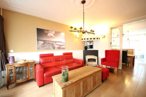View house for rent in Noordwijk Zh Bijdorpstraat, € 1195, 100m2 - 388159. Interested? check out this house and leave a message!