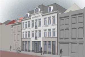 Bekijk appartement te huur in Den Bosch Orthenstraat, € 1495, 105m2 - 346570. Geïnteresseerd? Bekijk dan deze appartement en laat een bericht achter!