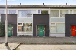 For rent: Studio Mahlerstraat, Tilburg - 1