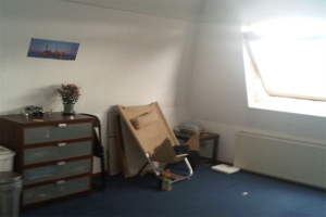 For rent: Studio Koningin Emmakade, Den Haag - 1