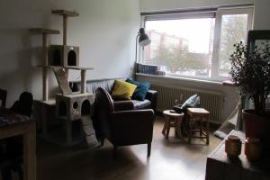 Bekijk appartement te huur in Nijmegen Maanstraat: 3-kamer appartement met balkon beschikbaar! - € 840, 60m2 - 339023