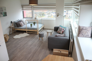 View studio for rent in Den Bosch Helftheuvelpassage, € 636, 27m2 - 364760. Interested? check out this studio and leave a message!