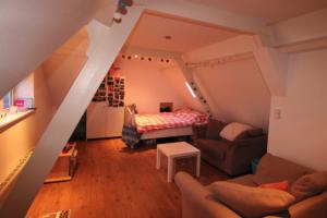 Bekijk studio te huur in Den Haag 2.D. Riemerstraat: Studio - € 525, 20m2 - 358666